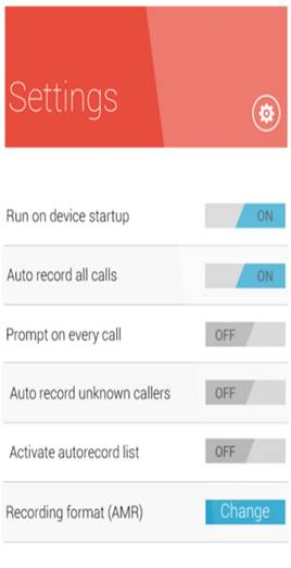 Top Automatic Call Recorders -