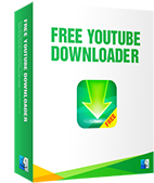 Free YouTube Downloader pour Mac Box