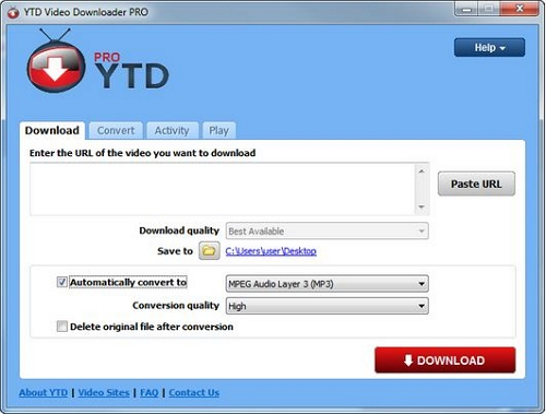 Anime Video Downloader - YTD Video Downloader