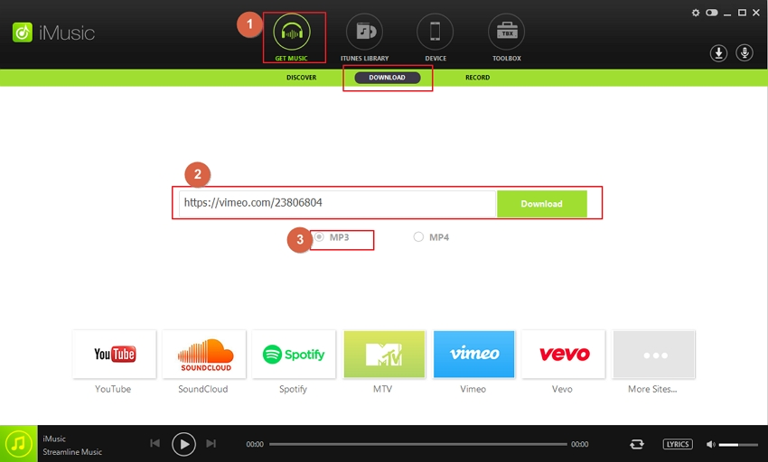 download anime song - Step 3