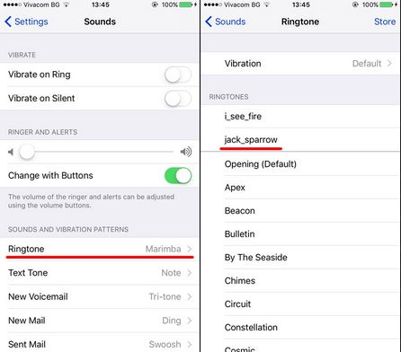 download anime ringtones - sync with iPhone08