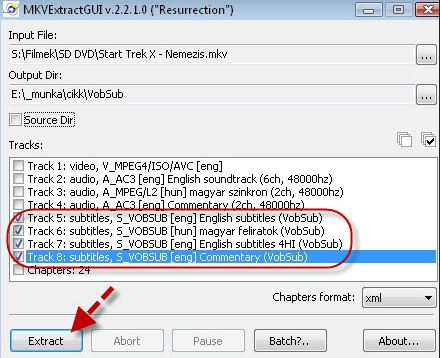 Download Anime Subtitles - Sub Extractor