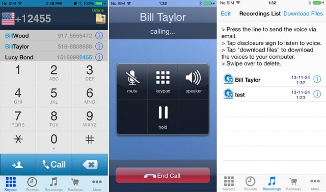 Call Recorder – VoIP phone calls recorder