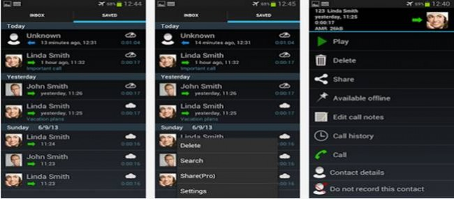 Top 5 Call Recorders for Mobile Phone-Automatic Call Recorder