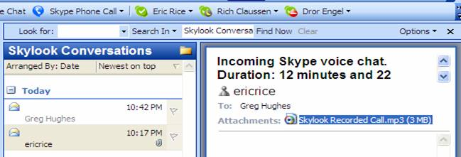 Top 5 Call Recorders for Chat Tools-Skylook