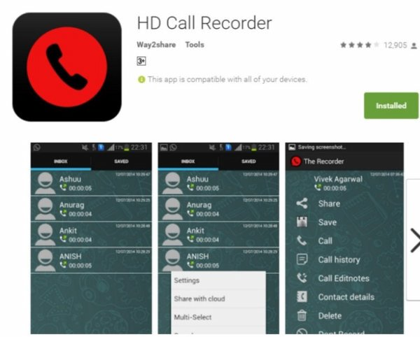 Best Call Recording Software - Download and Install App