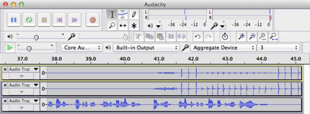 Top 10 Telephone Recorders-Audacity Call Recorder