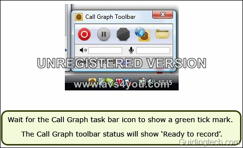 Video call recorder-CallGraph