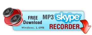 video call recorder-MP3 Skype Recorder