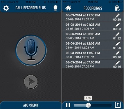 Top Call Recorder Apps - Call Recorder Plus
