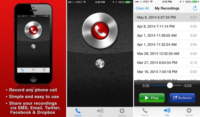 Top Call Recorder Apps - Call Recorder FREE