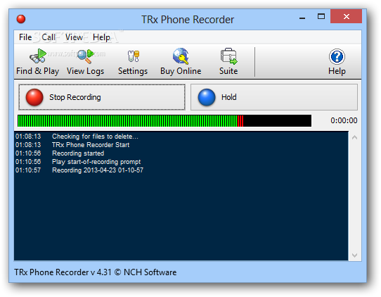 Top 15 Phone Call Recorders - TRx Phone Recorder