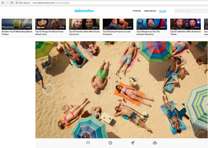online dailymotion to mp4 converter - copy dailymotion video url
