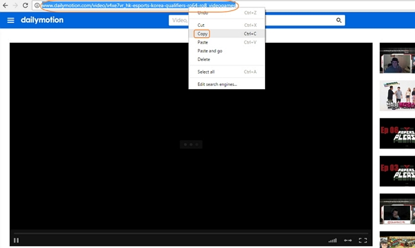 How to Download Dailymotion Video Songs