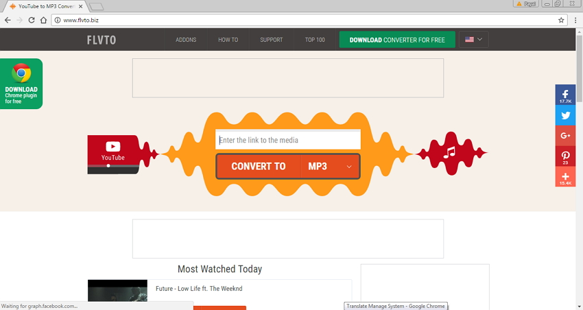 Top Online 5 URL to MP3 Converters
