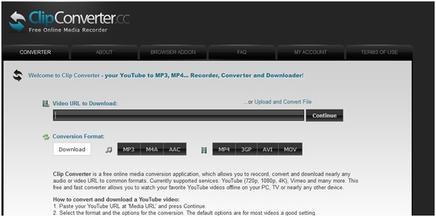 How to convert YouTube to AVI online-Top 3 YouTube to AVI Online Converter