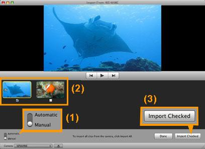 iMovie: Import Video/Photo/Audio Files to iMovie