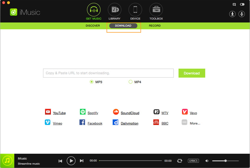 Download LOL Songs to MP3 - Start iMusic