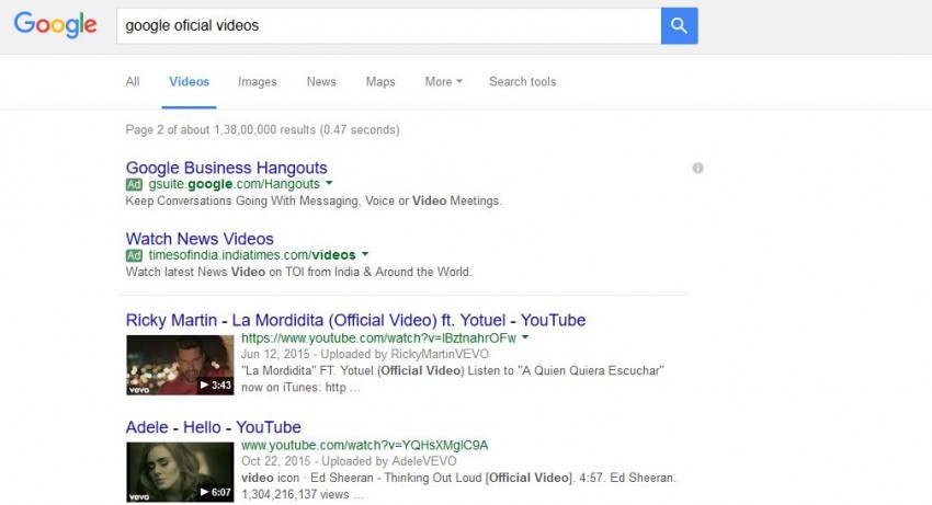 Download Google Videos - Background knowledge