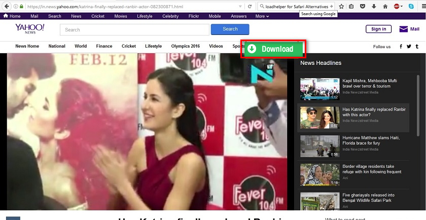 Top 3 ways to Download Yahoo Videos
