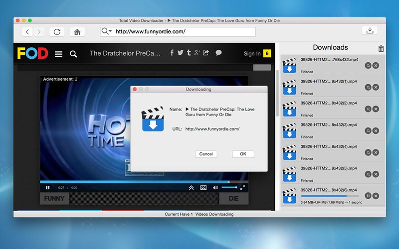 download private vimeo videos - Total Video Downloader