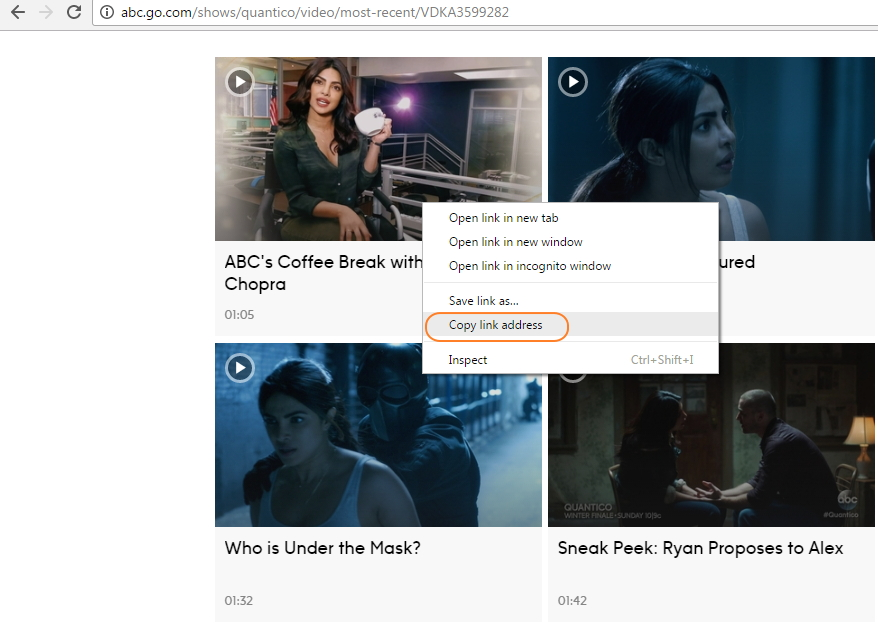 Top 3 ways to Download ABC Videos