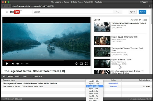 Another 8 Keepvid Alternative for Mac other than Keepvid Downloader  - Elmedia Video Player/Downloader Pro
