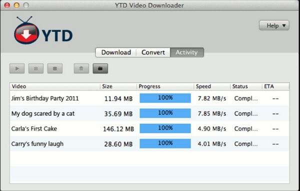 Another 8 Keepvid Alternative for Mac other than Keepvid Downloader  - YTD Video Downloader