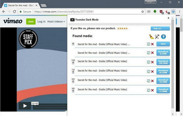 How to Download Video From Google Chrome