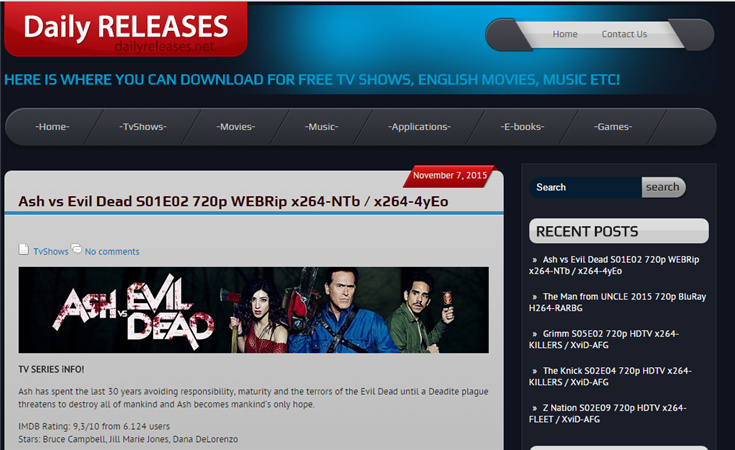 How to Download TV Shows & Movies For Free?