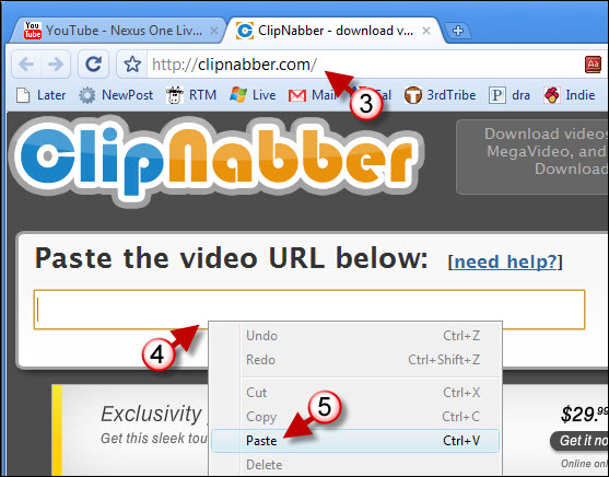 How to download online Movies in a click - ClipNabber
