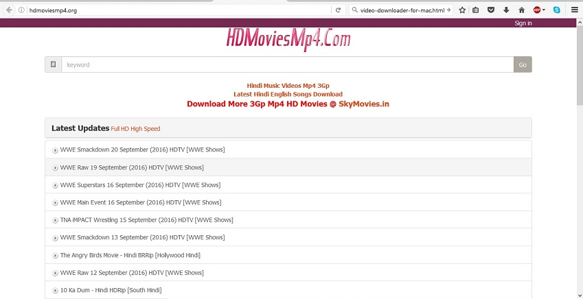 Best movie downloader-HD Movies MP4