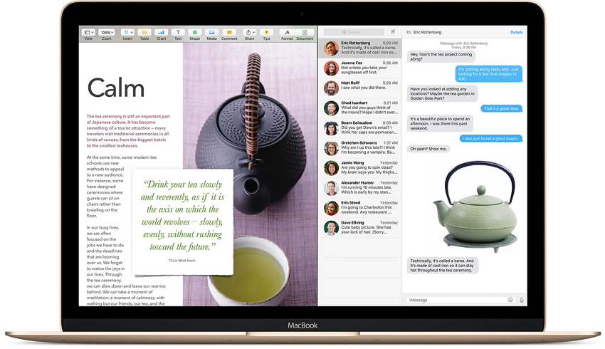 What's New in Mac OS X El Capitan