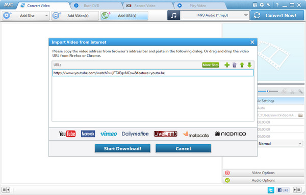 Get the Great All-in-One YouTube Downloader and Converter