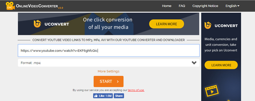 The best youtube to avi online converter.
