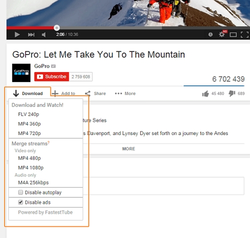 How to Download YouTube Videos for Mavericks