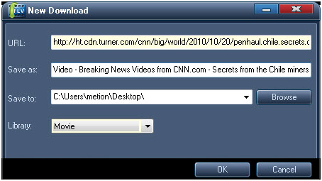 facebook video downloader - flash video downloader