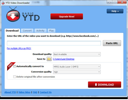 Top 5 Free YouTube to MP3 Downloaders