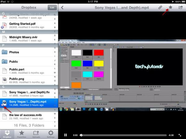 Download YouTube to Dropbox to Play On iPad/iPhone/Android