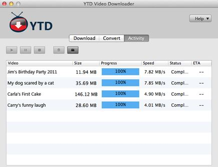 Instagram Video Downloader - YTD Video Downloader for Mac