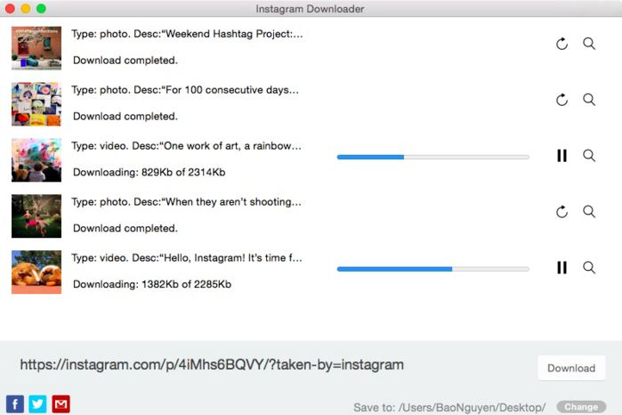 Instagram Video Downloader - Instagram Downloader