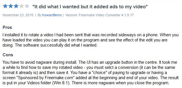 Convert Instagram Videos to MP3 - User Review of Freemake Video Converter