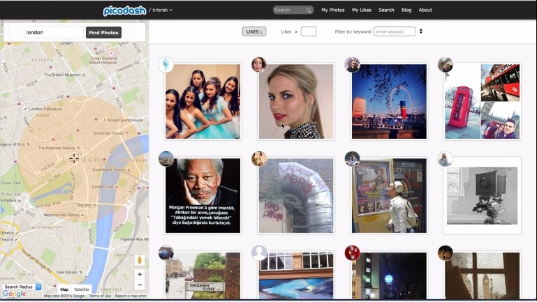 How to Search Photos on Instagram