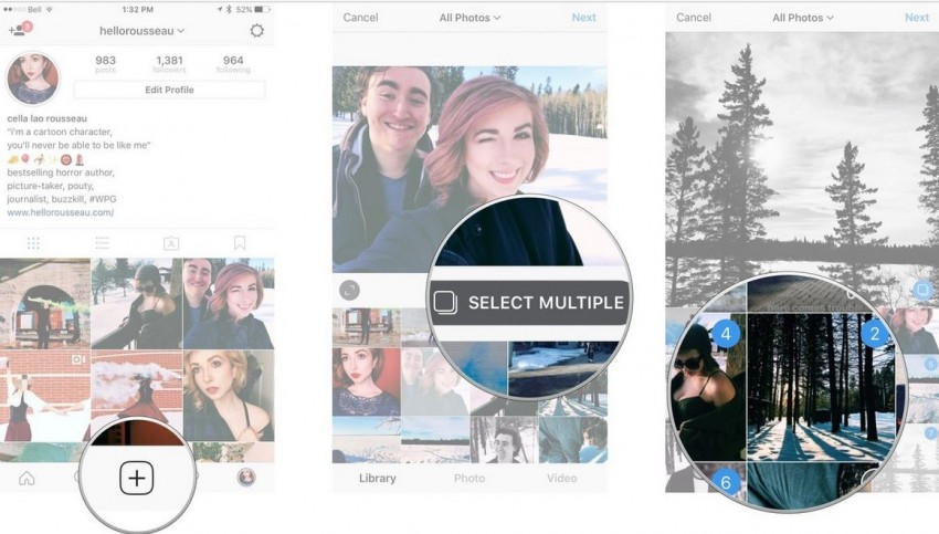 How to Make Instagram Slideshow with Helpful Ways