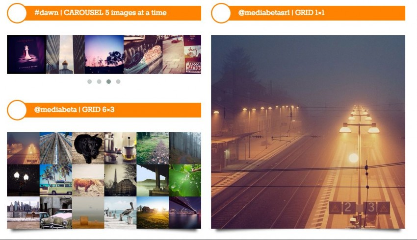Embed Instagram - Enjoy Instagram