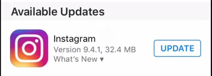 How to Get the Latest Version of Instagram