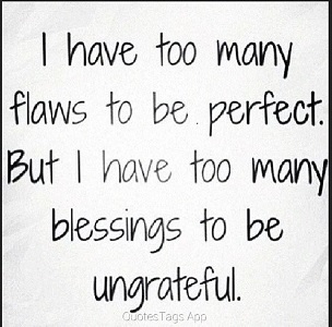Best Instagram Quotes - I have to many flaws to be perfect