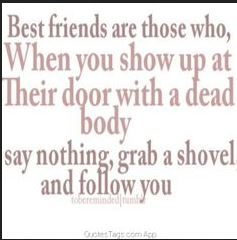 Best Instagram Quotes - Best friends are those who