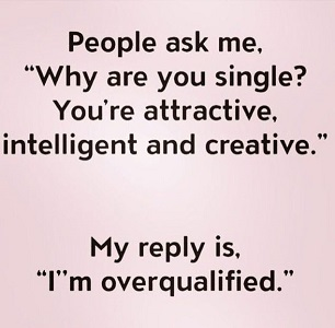 Best Instagram Quotes - People ask me why you are single