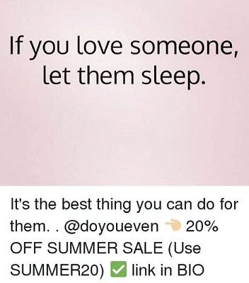 Best Instagram Quotes - If you leave someone